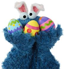 cookiemonster easter